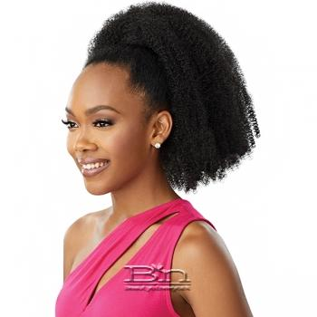Outre Synthetic Pretty Quick Wrap Pony - SPRINGY AFRO