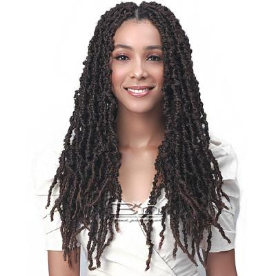 Bobbi Boss Synthetic Braid - NU LOCS DISTRESSED BUTTERFLY LOCS 18