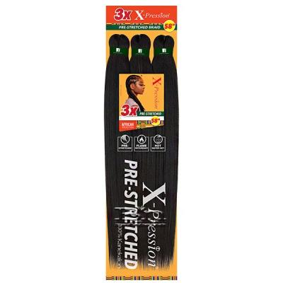 Sensationnel Synthetic Braid - 3X X-Pression PRE-STRETCHED BRAID 58