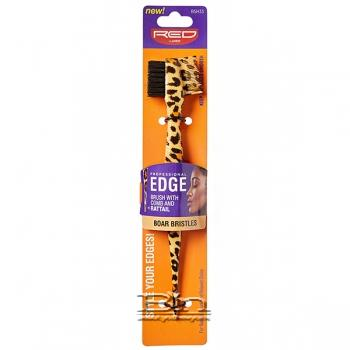 Red by Kiss BSH33 Professional Edge Brush With Come & Rattail