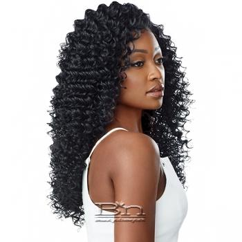 Outre Perfect Hairline Synthetic Lace Wig - DOMINICA (13x6 lace frontal)