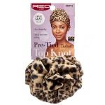 Red By Kiss HSFP Pre-Tied Turban Top Knot