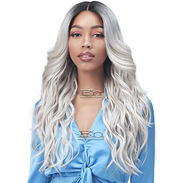 Bobbi Boss Synthetic Hair 5 inch Deep Part HD Lace Front Wig - MLF379 GARDENIA