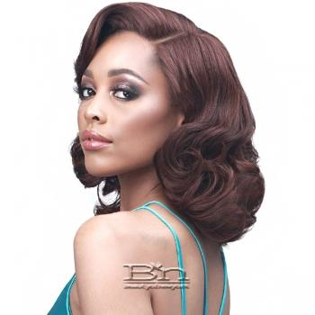 Bobbi Boss TrulyMe Synthetic Hair HD Lace Front Wig - MLF542 WAN