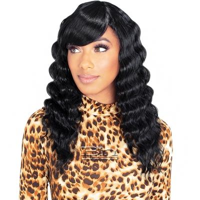 Zury Sis The Dream Synthetic Hair Wig - DR H BANG CRIMP 18