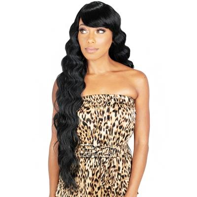 Zury Sis The Dream Synthetic Hair Wig - DR H BANG CRIMP 30