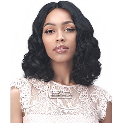 Bobbi Boss 100% Unprocessed Human Hair 4.5 inch Lace Part Wig - MHLP0005 AINSLEY