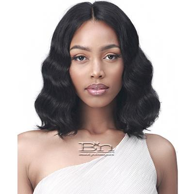 Bobbi Boss 100% Unprocessed Human Hair 4.5 inch Lace Part Wig - MHLP0004 ARABEL