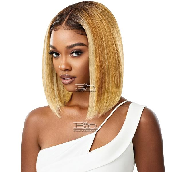 Outre Synthetic Melted Hairline HD Lace Front Wig - ISABELLA