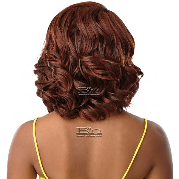 Outre The Daily Wig Synthetic Hair Lace Part Wig - DELANIA