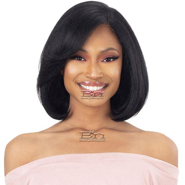 Freetress Equal Natural Me Synthetic HD Lace Front Wig - ZELLA