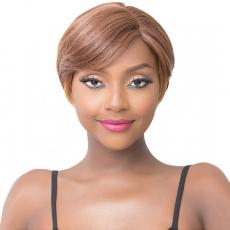 It's a wig Synthetic Wig - S PART LADY