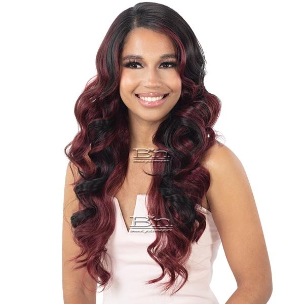 Freetress Equal Illusion Synthetic HD Frontal Lace Wig - HDL 04