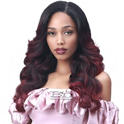 Bobbi Boss Synthetic Hair HD Frontal Lace Wig - MLF474 CYNTHIA