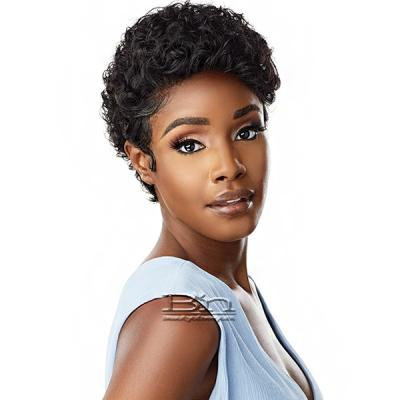 Sensationnel Shear Muse Synthetic Hair Empress HD Lace Front Wig - AMINA
