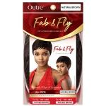 Outre 100% Human Hair Fab & Fly Wig - HH JUDE