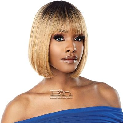 Sensationnel Synthetic Instant Fashion Wig - ALYSSA