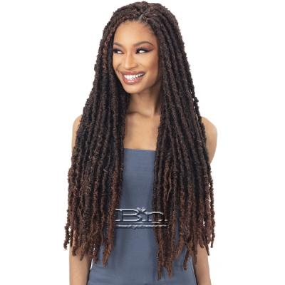 Freetress Synthetic Braid - 2X INDIE DISTRESSED LOC 26
