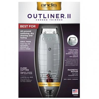 Andis Outliner II Corded Timmer #04603