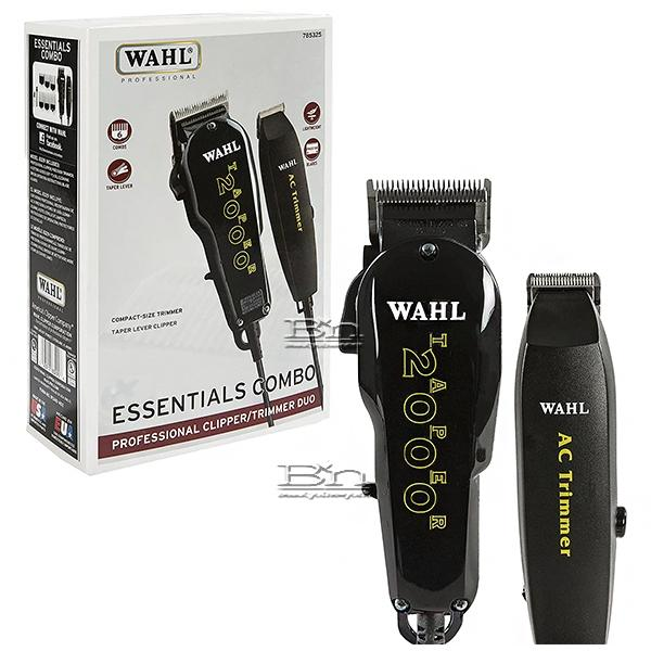 Wahl Professional #8329 Essentials Combo Professional Clipper & Trimmer Duo
