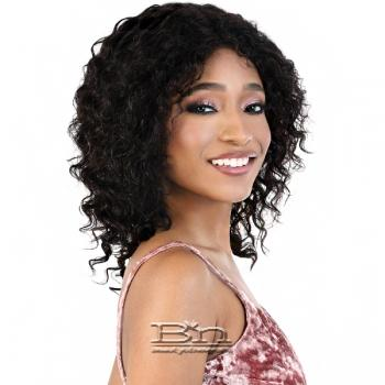 Motown Tress 100% Persian Virgin Remy Hair HD Lace Wet & Wavy Wig - HPLFP.WET3