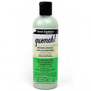 Aunt Jackie's Quench Moisture Intensive Leave-In Conditioner 12oz