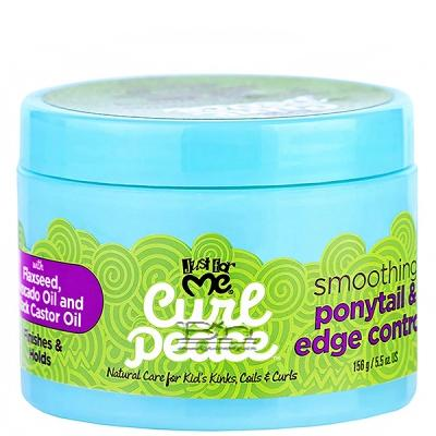 Just for Me Curl Peace Smoothing Ponytail & Edge Control 5.5oz
