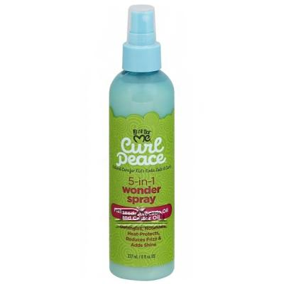 Just for Me Curl Peace 5 in 1 Wonder Spray 8oz