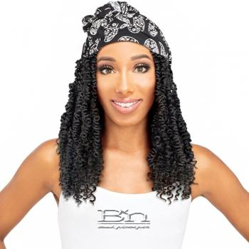 Zury Sis Synthetic Hair Scarf Wig - SF PASSION TWIST