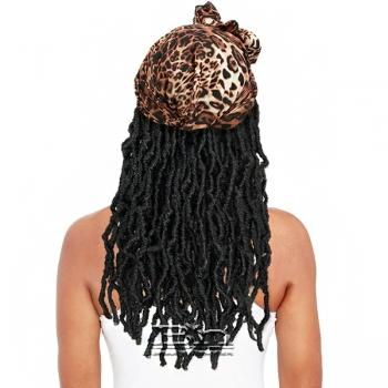 Zury Sis Synthetic Hair Scarf Wig - SF WIGGLE LOC