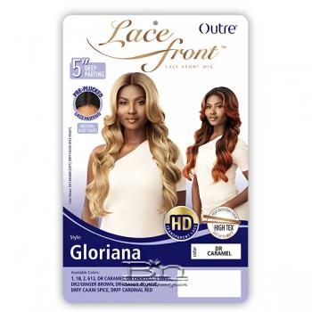 Outre Synthetic HD Lace Front Wig - GLORIANA
