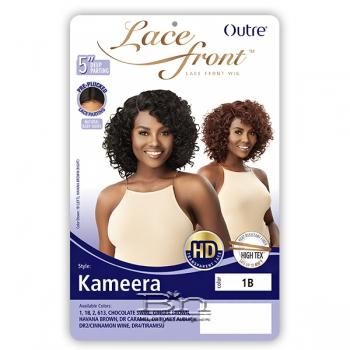 Outre Synthetic HD Lace Front Wig - KAMEERA