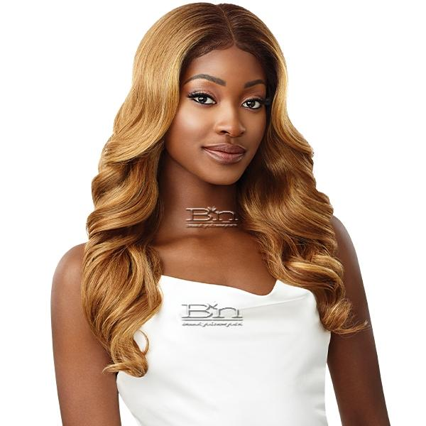 Outre Perfect Hairline Synthetic HD Lace Wig - EVONA (13x6 lace frontal)