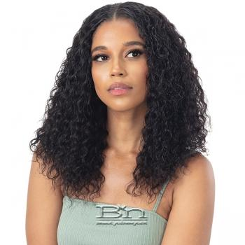Naked 100% Brazilian Virgin Remy Hair Wet & Wavy Weave -  DEEP WAVE 3PCS (14/16/18)