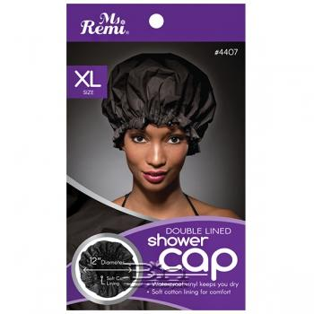 Annie Ms. Remi Double Lined Shower Cap Extra Large