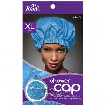 Annie Ms. Remi Shower Cap Extra Large - Black & Assorted