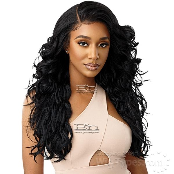 Outre Perfect Hairline Synthetic HD Lace Wig - ANNALISE (13x6 lace frontal)