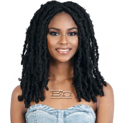 Motown Tress Synthetic Braid BUTTERFLY LOC 12 - C.2BFLY12 (20pcs)