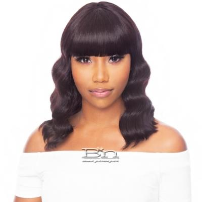 The Wig Human Hair Blend Wig - HH LEXY