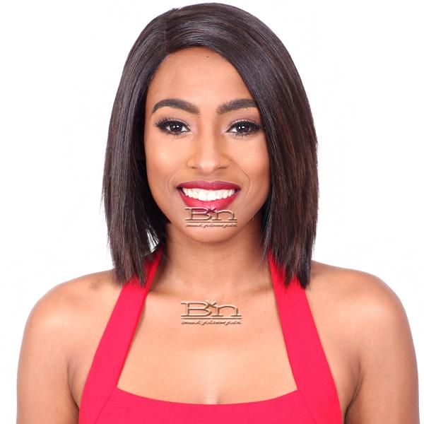 Bohemian Natural Hairline Synthetic Hair Lace Wig - LPW SHAGGY