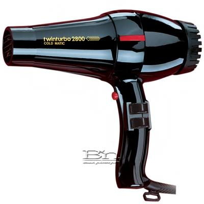 Turbo Power Twin Turbo 2800 Cold Matic Hair Dryer