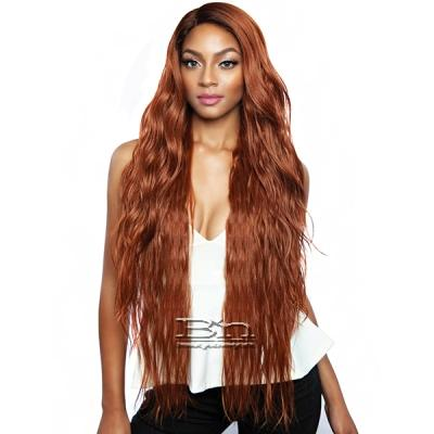 Isis Brown Sugar Flat & Lay Human Hair Blend Lace Front Wig - BSL205 CHAMOMILE