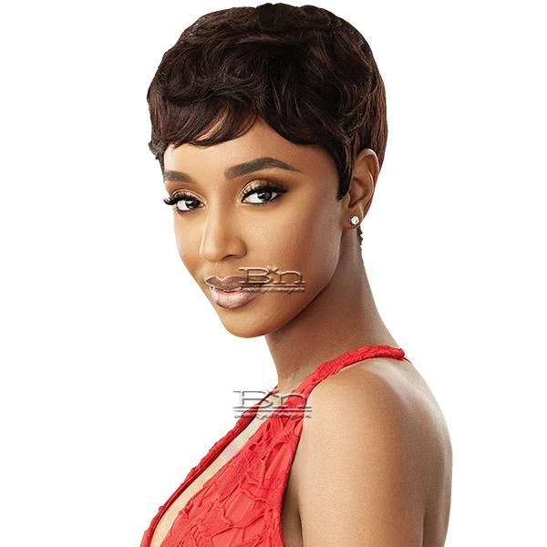 Outre 100% Human Hair Fab & Fly Wig - HH MABEL