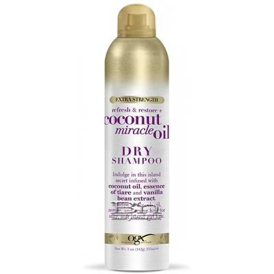 OGX Refresh & Restore+ Coconut Miracle Oil Dry Shampoo 5oz