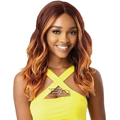 Outre The Daily Wig Synthetic Hair Lace Part Wig - JAZLIN