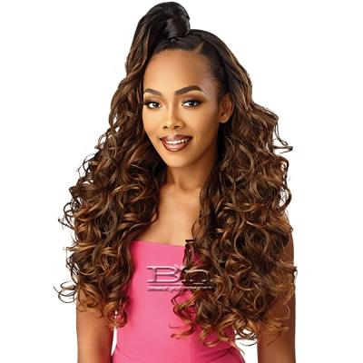 Outre Converti Cap + Wrap Pony Synthetic Hair Wig - BLISS & BARRELS