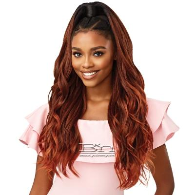 Outre Converti Cap + Wrap Pony Synthetic Hair Wig - SUNSHINE & ME