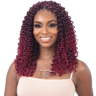 Freetress Synthetic Braid - 3X MAZO CURL 12