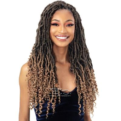 Freetress Synthetic Braid - 3X NIKKI GORGEOUS LOC 18