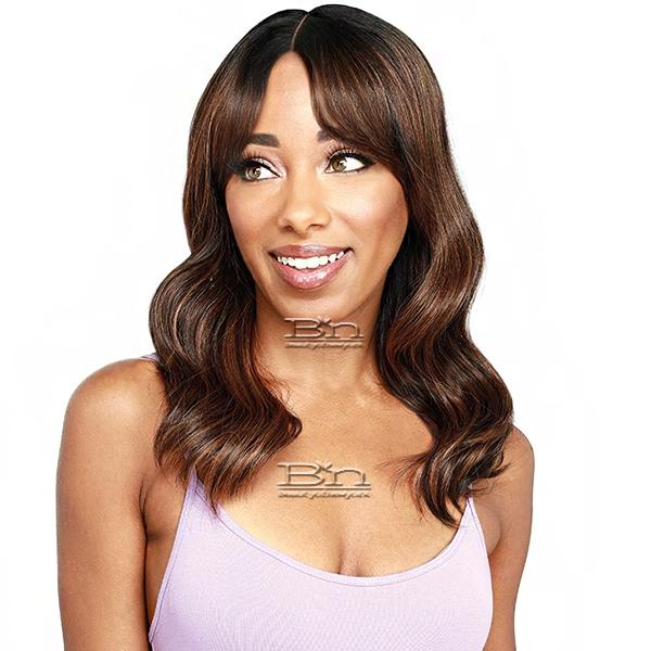 Zury Sis Beyond Synthetic Hair Lace Front Wig - BYD LACE H TOMI